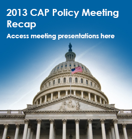 2013 CAP Policy Meeting