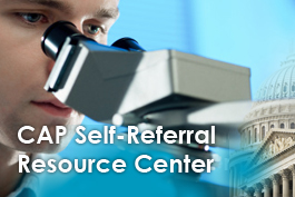 CAP Self-Referral Resource Center