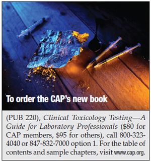 To order the CAP's new book