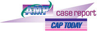 AMP and CAP logo