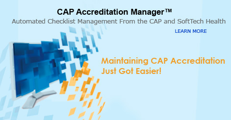 CAP Accreditation Manager™