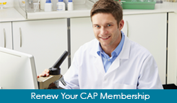 Manage CLIA mandated requirements with CAP's Competency Assessment Program
