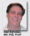 Alan Remaley, MD, PhD, FCAP