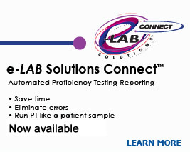 e-LAB Solutions Connect