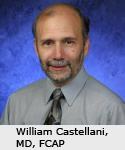 William Castellani, MD, FCAP
