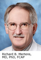 Richard B. Mertens, MD, PhD, FCAP