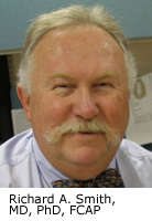 Richard A. Smith, MD, PhD, FCAP