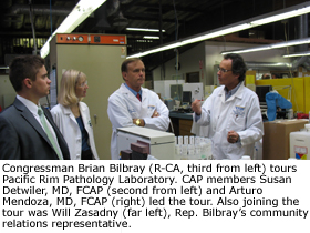 Bilbray Lab Tour